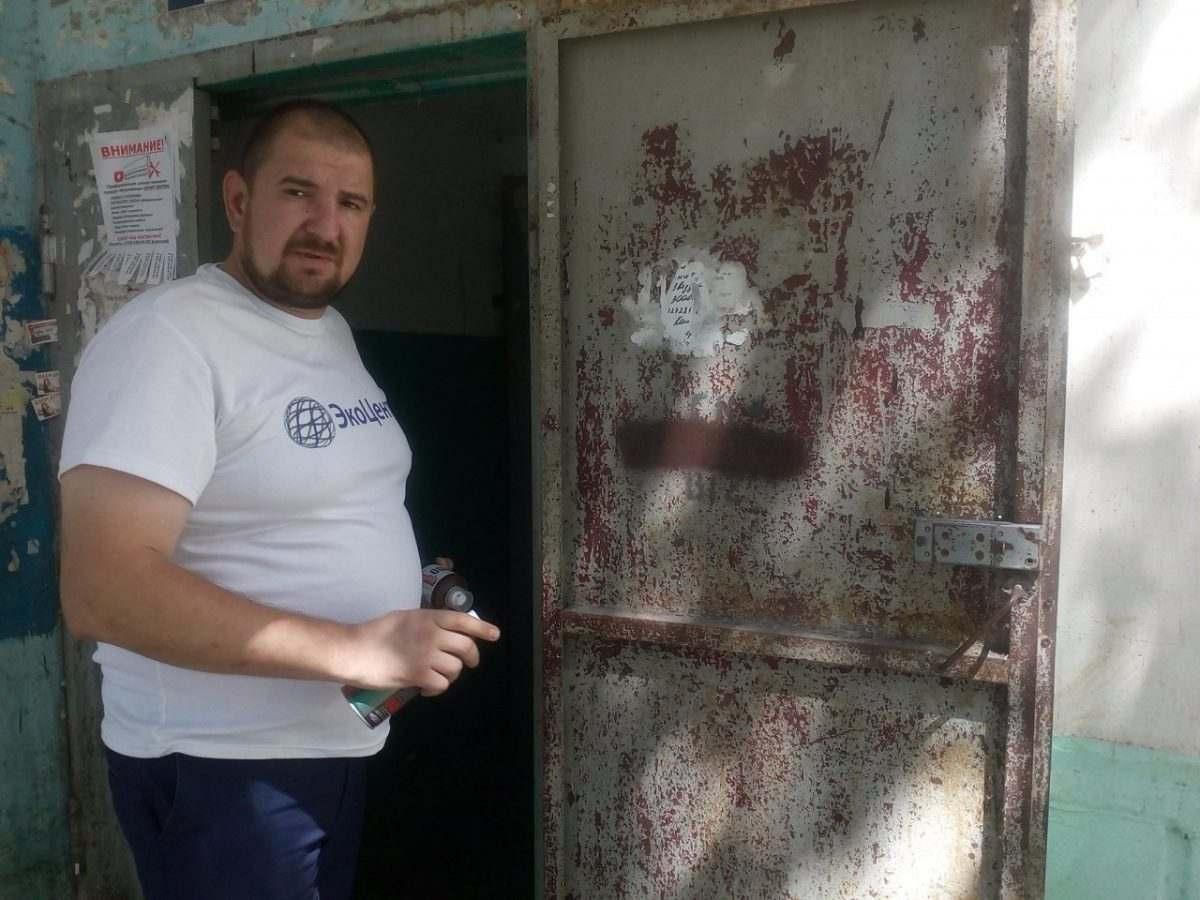 Астраханский общественный деятель снова начал есть