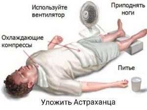 К выходным в Астрахани похолодает