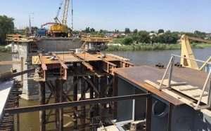 В августе начнется ремонт улиц до Кирикилинского моста