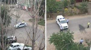 Астраханскую школу оцепили из-за подозрительной коробки