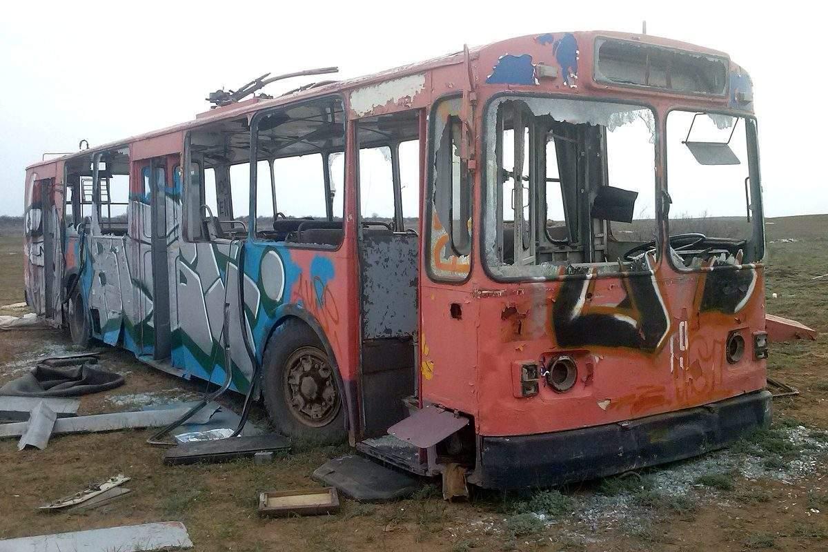 Будущее астраханских троллейбусов по-прежнему туманно