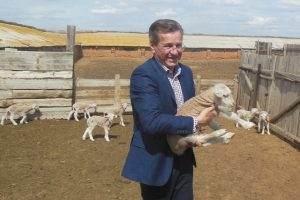 Астраханским фермерам советуют не тревожиться