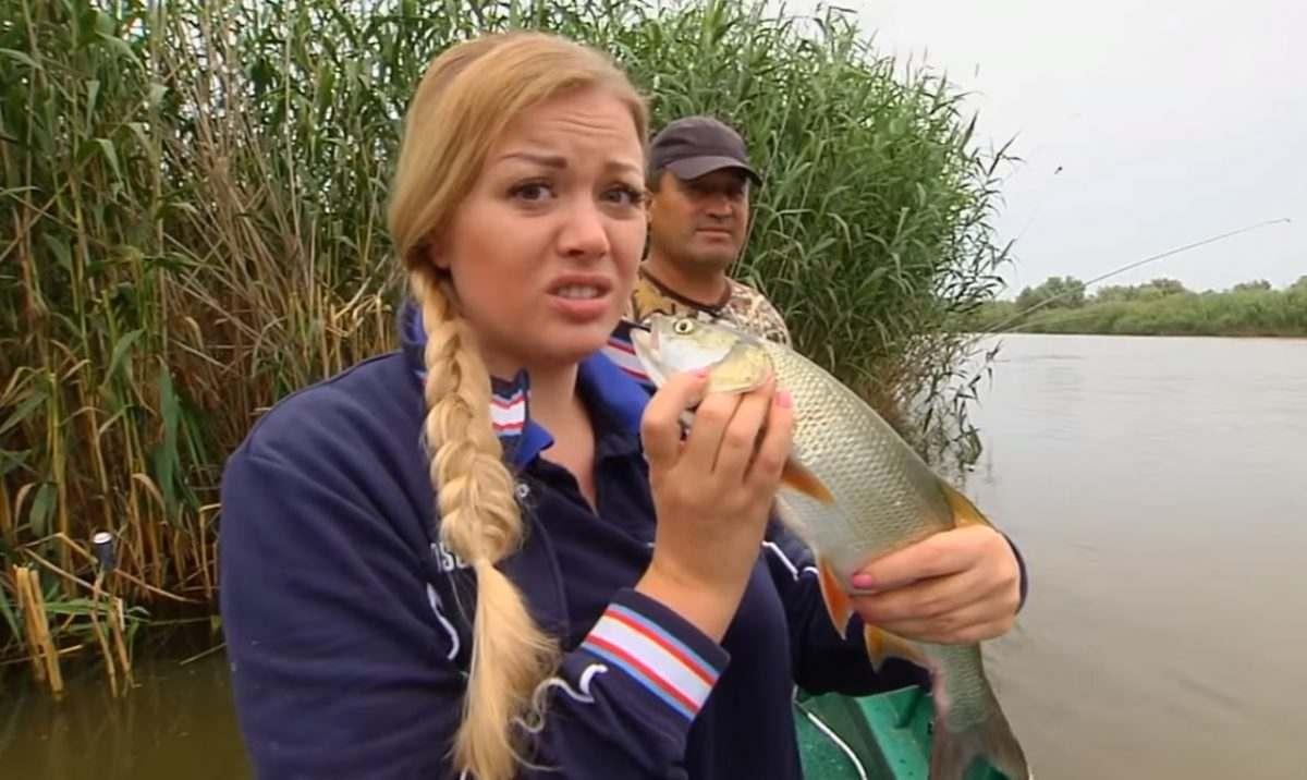 Первый канал снял сюжет об астраханской рыбалке