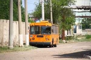 Астраханский троллейбус борется за жизнь