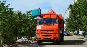 Тарифы на вывоз мусора в Астраханской области могут понизить