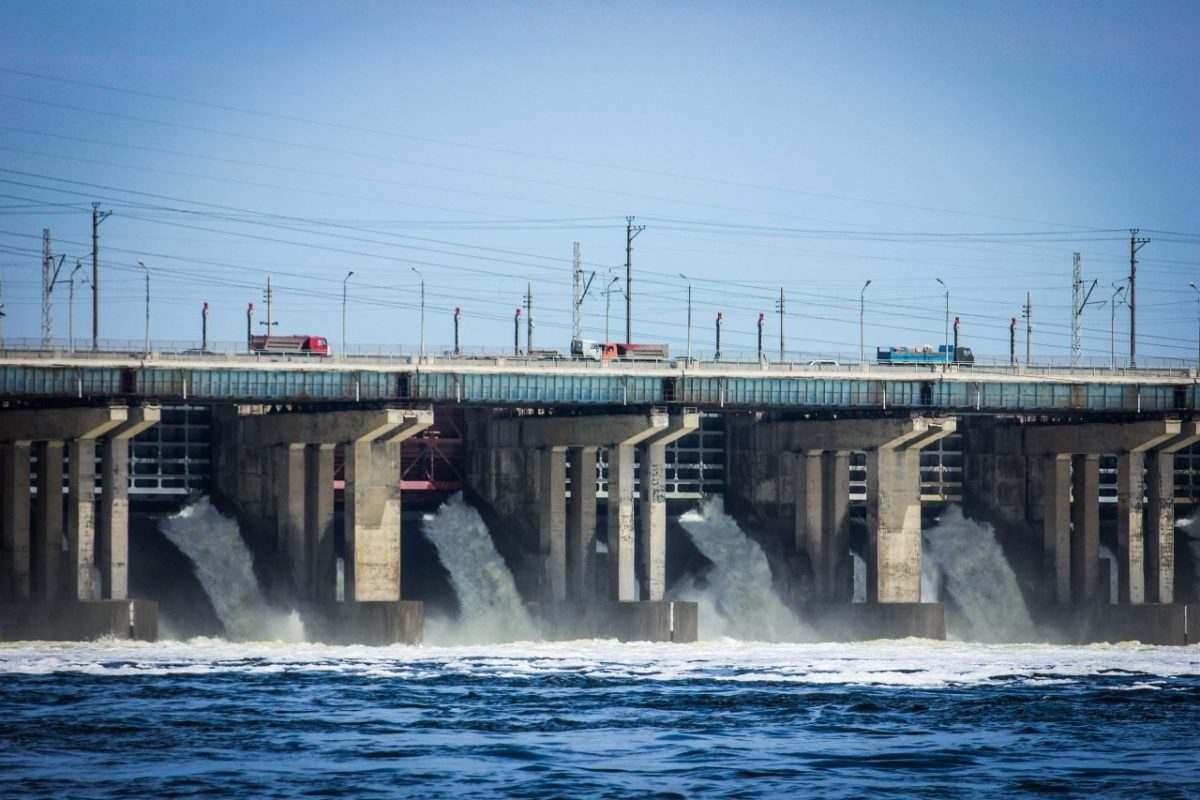 На Волжской ГЭС начинают подготовку к половодью