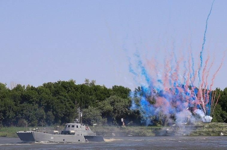 Как отметить День ВМФ в Астрахани