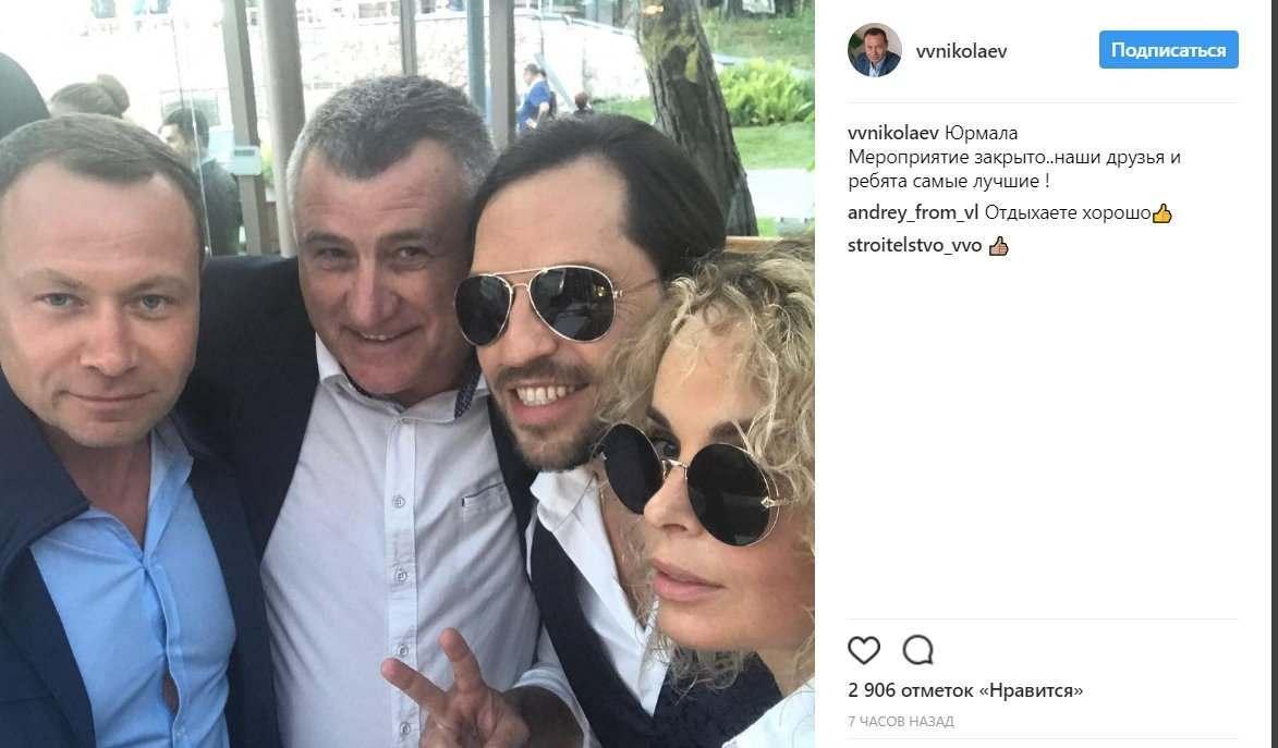 Сергей Боженов нашелся в Юрмале