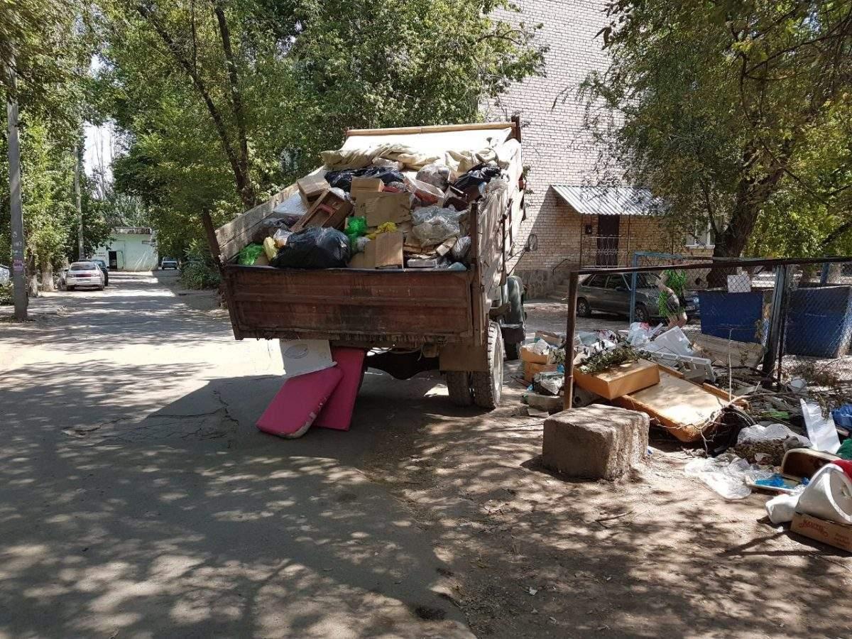 «Зеленый патруль» совместно с ОНФ объявляют «охоту» на нелегальных перевозчиков отходов