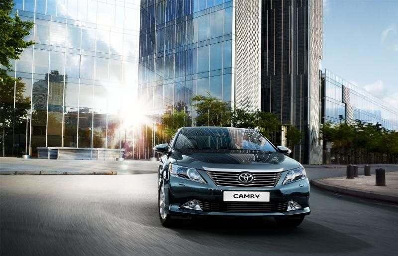 Администрация Харабалинского района покупает себе новую Toyota Camry