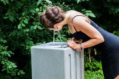 Астраханцы просят возродить фонтанчики с питьевой водой