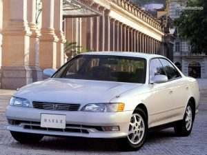 Астраханец на Toyota Mark II не сумел уйти от погони