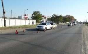 Двое детей пострадали в аварии в Астрахани
