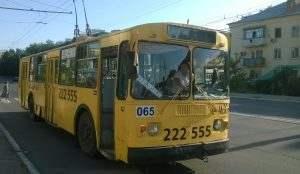 За судьбой троллейбусного парка будет следить рабочая группа