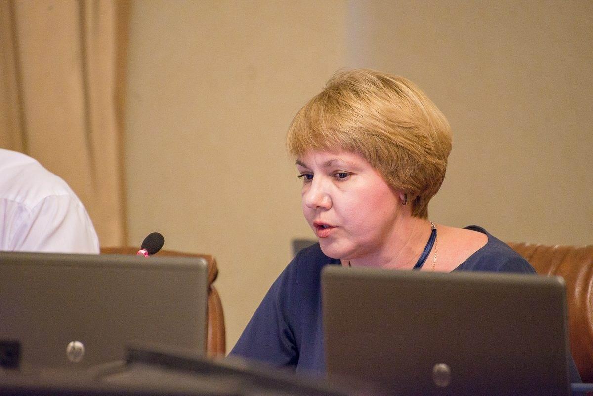 Элина Полянская надеется, что давление на астраханский бизнес снизится