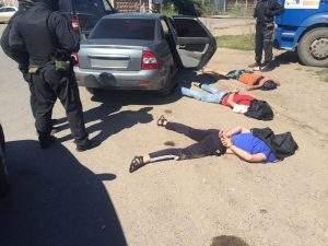 По делу об убийстве сотрудников ДПС задержали девять человек