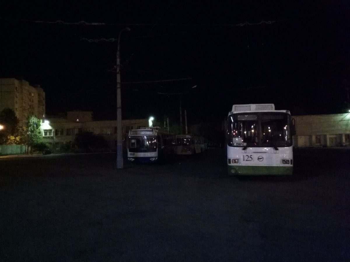 Водителей астраханских троллейбусов предупредили об увольнении