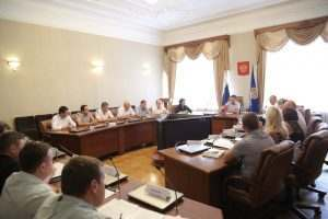 Александр Жилкин высказался за сохранение районных администраций