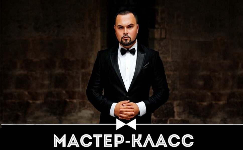 Ведущий Олег Могилев проведет мастер-класс в «Телелето»