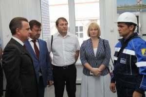 На Астраханском ГПЗ выведен на эксплуатационный режим новый производственный объект