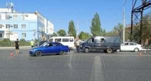 Астраханку госпитализировали после поездки на маршрутке