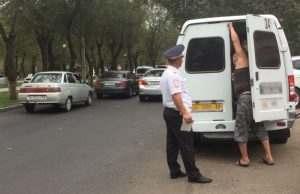 Астраханская полиция серьезно взялась за маршрутчиков