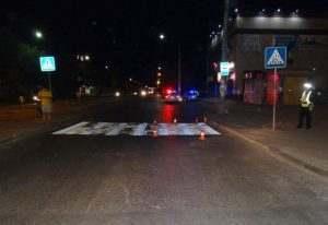 В Астрахани ищут сбежавшего с места ДТП водителя