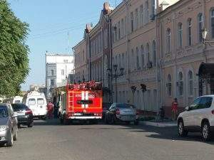 В Астрахани за день «заминировали» четырнадцать зданий