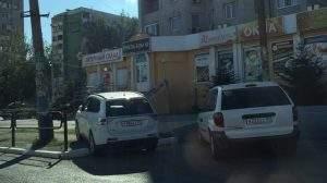 Астраханцы идут на все, чтобы припарковаться