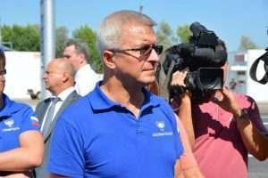 Федеральный чиновник оценил ход ремонта дорог в Астраханской области