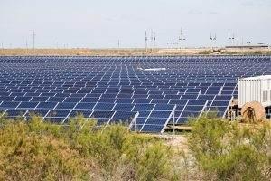 Сегодня в регионе запустят первую солнечную электростанцию