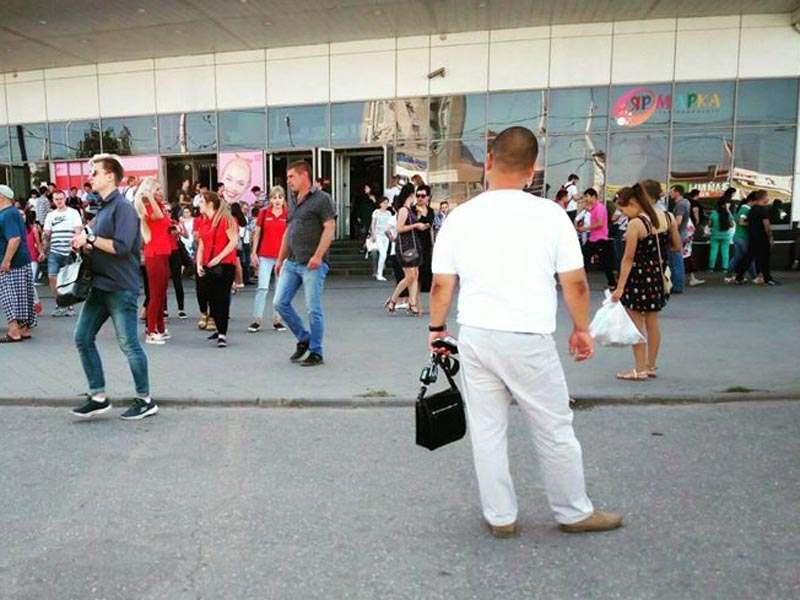 В Астрахани эвакуируют посетителей ТЦ «Ярмарка» и «вАСТОРг»