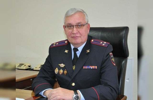 Новым начальником УМВД по Астраханской области станет Александр Мешков