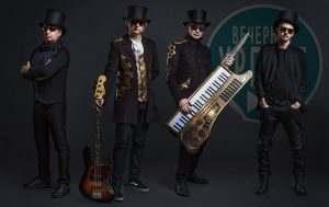 Музыканты группы «Пикник» уже в Астрахани!