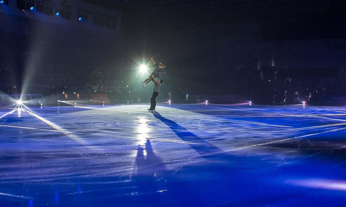 Арену «Звездного» зальют льдом сегодня ночью