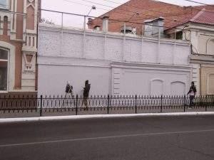 В центре Астрахани появятся десять граффити