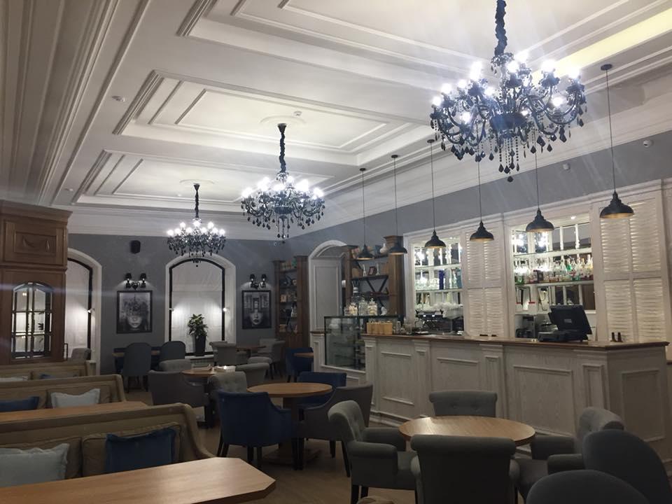 Закончилась реконструкция самой старой кофейни Астрахани