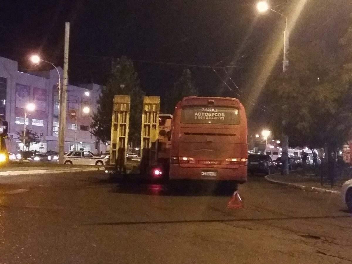 Вечер аварий на улице Анри Барбюса