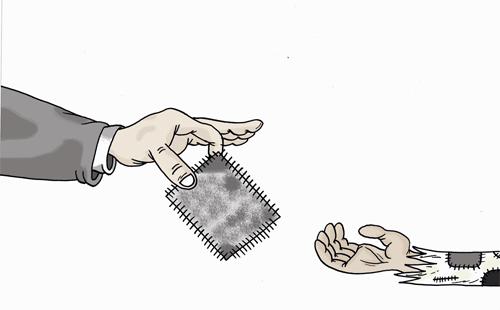 Астраханской области дадут денег на «поддержание штанов»