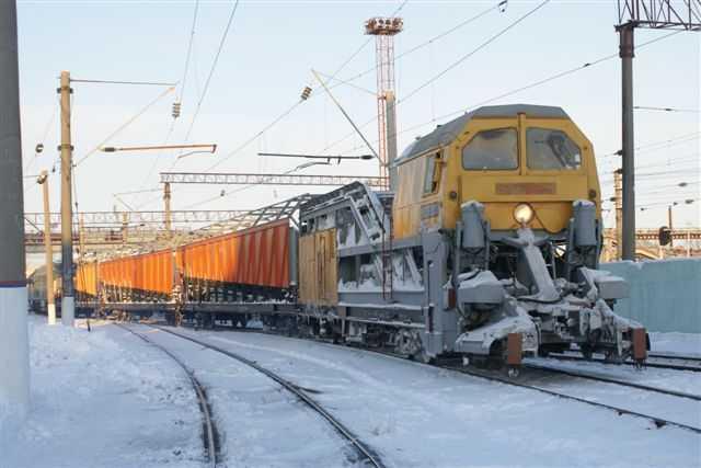 Астраханский регион Приволжской железной дороги готов к работе в зимний период