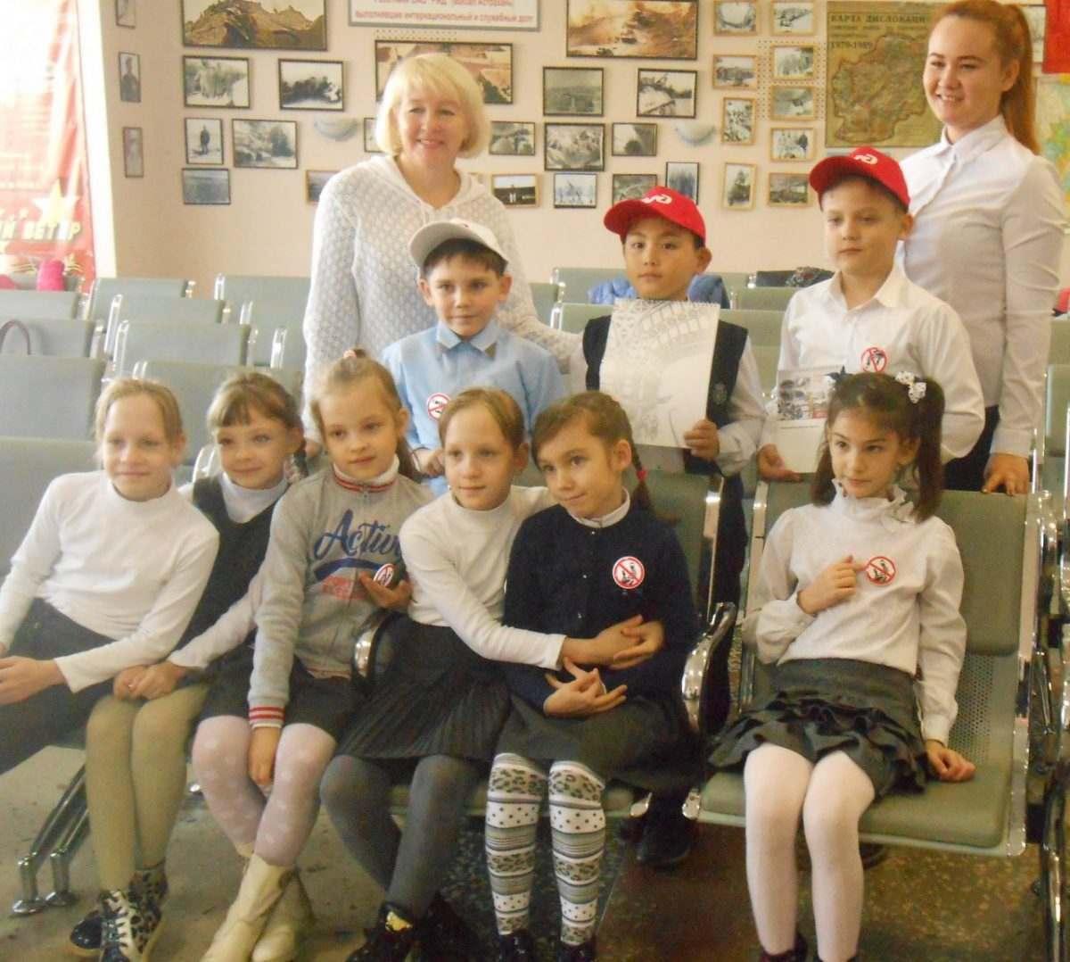 Викторину «Дети – вокзал – железная дорога» провели для астраханских школьников