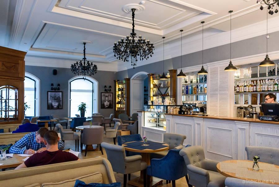 В Астрахани открывается старинная кофейня «Шарлау»