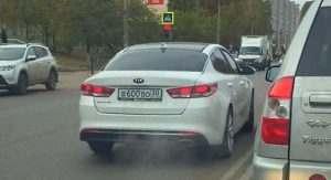 В Астрахани водителей-нарушителей оштрафовали после публикаций в соцсетях