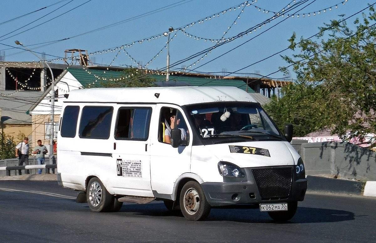 Администрация Астрахани опровергла свою причастность к повышению цен на маршрутки
