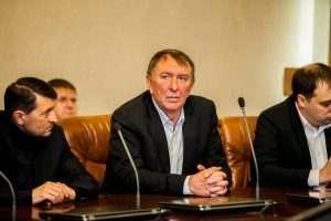 Юрий Махошвили ушел с поста руководителя «Волгаря»