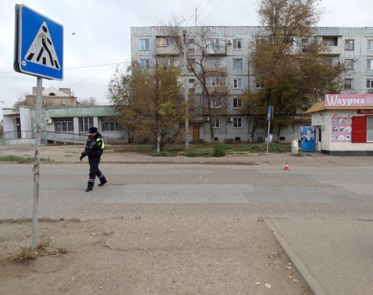 Астраханец на «десятке» сбил мальчика и скрылся