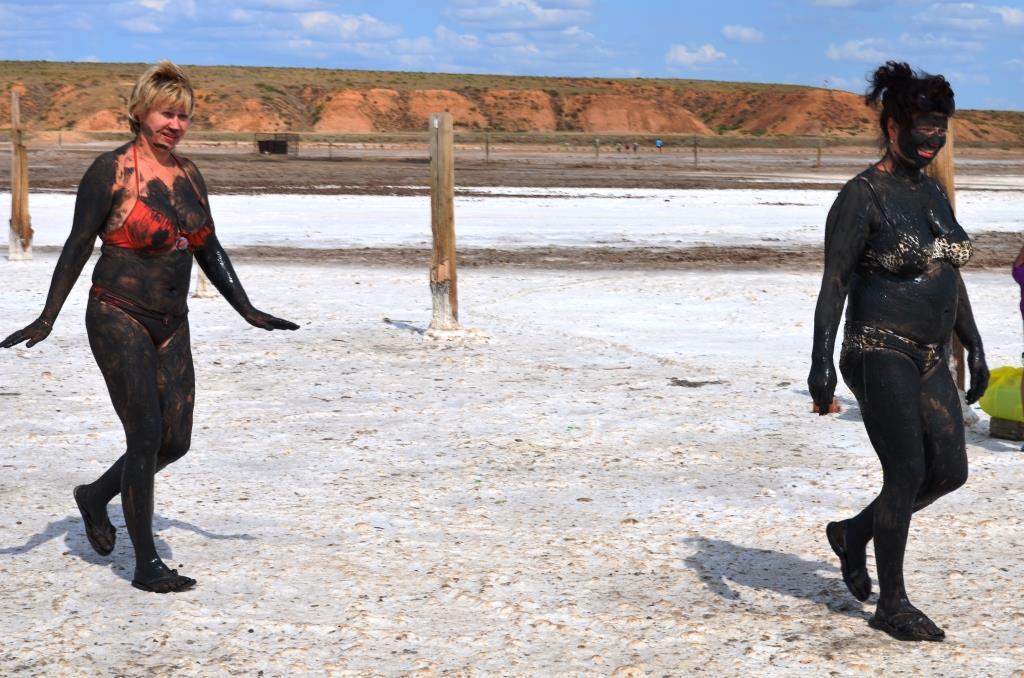 На озере Баскунчак попытаются организовать полноценную курортную зону