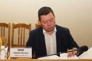 Бывший астраханский министр экономического развития отправился в колонию