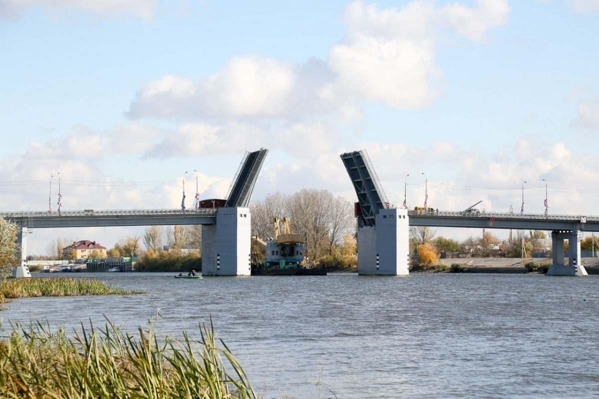 Кирикилинский мост будут закрывать каждую ночь