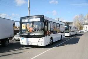 Новые астраханские автобусы оказались не новыми
